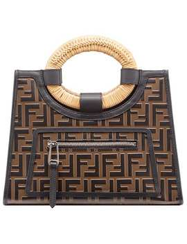 Fendi Runaway Shopper Baghome Women Fendi Bags Tote Bags by Fendi