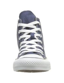 Converse Unisex Chuck Taylor All Star Core Hi Navy Men's 5.5, Women's 7.5 Medium Converse Unisex Chuck Taylor All Star Core Hi Navy Men's 5.5, Women's 7.5 Medium by Sears