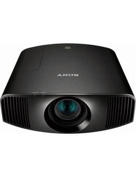 Vpl Vw285 Es 4 K Sxrd Projector With High Dynamic Range   Black by Sony
