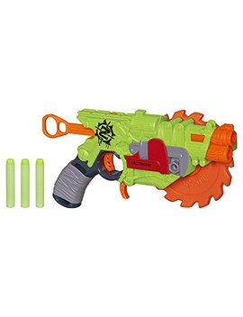 Nerf Zombie Strike Crosscut Blaster by Nerf