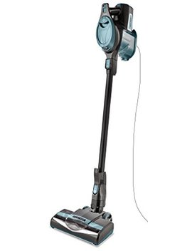 Shark Rocket Ultra Light Corded Bagless Vacuum For Versatile Carpet, Hard Floor And Upholstery Cleaning With Swivel Steering (Hv301 Hx), Helix Blue by Shark Ninja