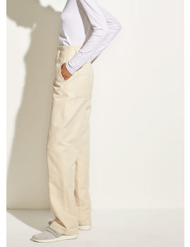 Seam Front Wide Leg Pant by Vince