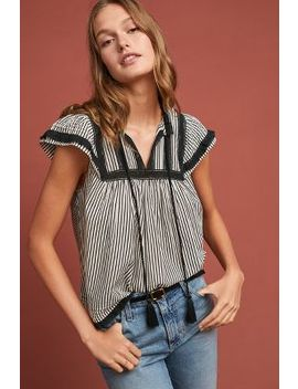Tenley Peasant Top by Love Sam