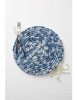 Aceline Placemat by Anthropologie