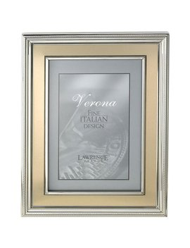 Charlton Home Brushed Gold Inner Panel Metal Picture Frame & Reviews by Charlton Home