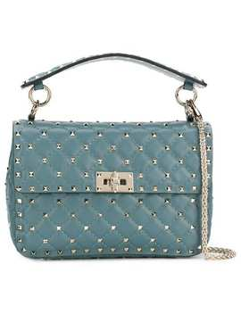 Studded Square Shoulder Bag by Valentino