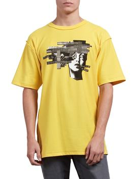 Noa Head Noise T Shirt by Volcom