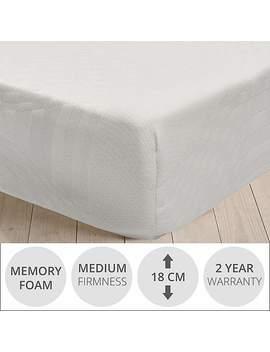 Memory Foam Mattress by Dunelm
