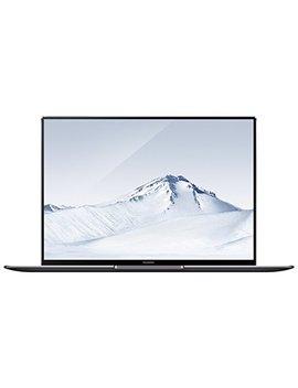 Huawei  Mate Book X Pro 35,31 Cm (13,9 Zoll) 3 K Touchscreen Display (Intel Core I5 8250 U, 8 Gb Ram, 256 Gb Rom, Nvidia Ge Force Mx150 Mit 2 Gb Gddr5, Windows 10 Home) Grau by Amazon
