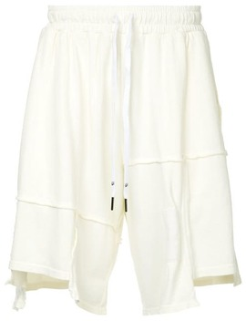 Liam Hodgesdeconstructed Shorts Home Herren Liam Hodges Kleidung Shorts Mit Tiefem Schritt by Liam Hodges