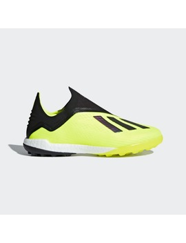X Tango 18+ Turf Boots by Adidas