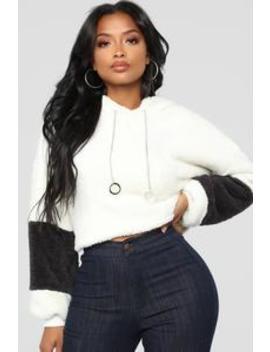Cold Nights Sweater   Ivory by Fashion Nova