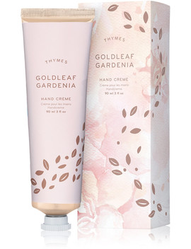 Goldleaf Gardenia Hand Crème by Thymes