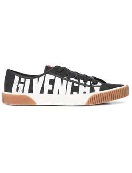 Logo Boxing Sneakers by Givenchy
