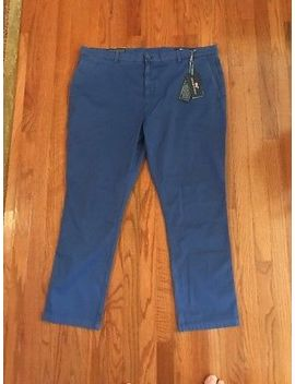 Vineyard Vines Men's Slim Breaker Pants 1 P1290 512 Bluebell 42/30 42x30 Nwt $99 by Vineyard Vines