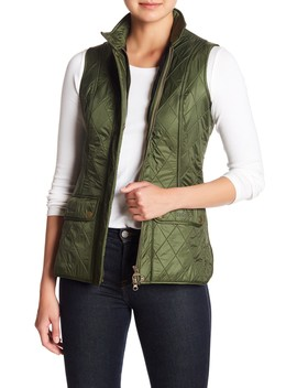 Cavarly Gilet Puffer Vest by Barbour