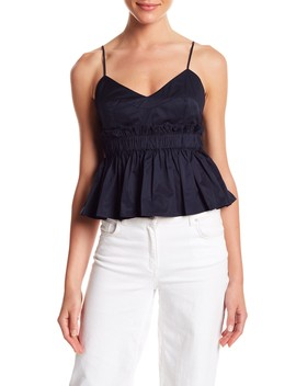Peplum Cami by Kendall & Kylie