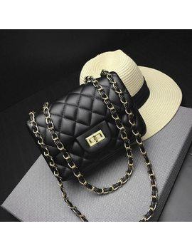 Mtenle Leather Quilted Bag Women Crossbody Shoulder Bags Lady Designer Brand Women Messenger Bags Small Girl Gold Balck Pink H by Ha Lu Ya