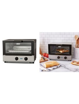 Compact Toaster Oven Graphite by Dash