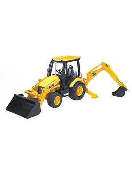 Bruder Jcb Midi Cx Loader Backhoe by Bruder Toys