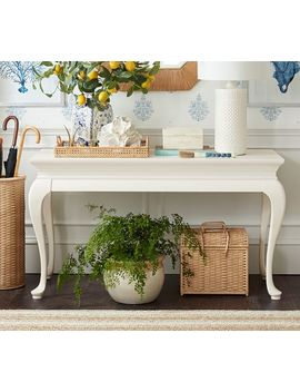 Sarah Bartholomew St. Clair Entryway Console by Pottery Barn