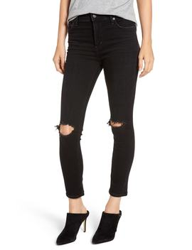 Rocket High Waist Ripped Ankle Skinny Jeans by Citizens Of Humanity