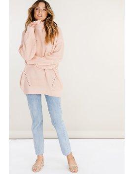 Fashion Spread Knit // Musk by Vergegirl