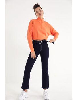 Bdg She's The One Cropped Kick Jean by Bdg