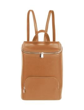West Vegan Leather Backpack by Urban Originals