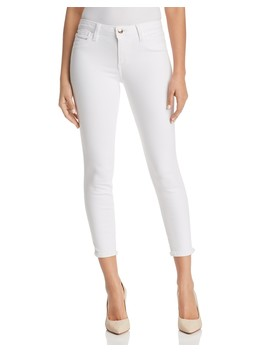 The Icon Cropped Skinny Jeans In Hennie by Joe's Jeans