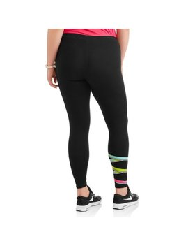 Danskin Now Women's Plus Active Graphic Legging by Danskin Now