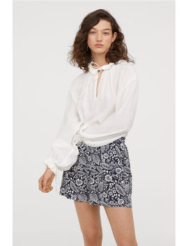 Modal Karışımlı Şort by H&M