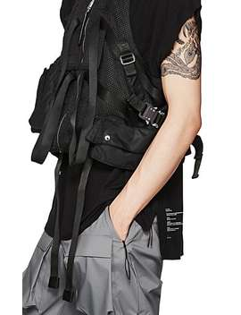 Mesh Holster Vest by Alyx