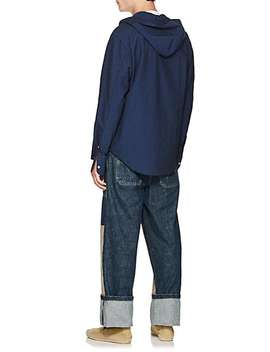 Patch Cuffed Carpenter Jeans by Loewe
