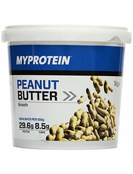 Myprotein Peanut Butter Smooth, 1er Pack (1 X 1 Kg) by Amazon