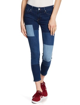 Adriana Icon Ankle Skinny Jeans by Mavi
