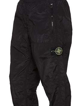 Crinkled Utility Jogger Pants by Stone Island