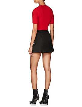 Cotton Utility Skort by Alexander Wang