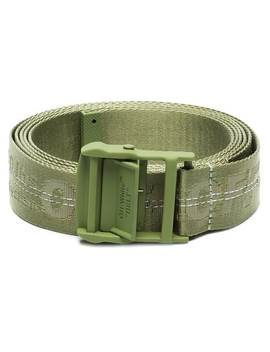Off Whitex Browns Green Industrial Belthome Men Off White Accessories Belts by Off White