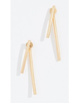 Stembend Earrings by Madewell