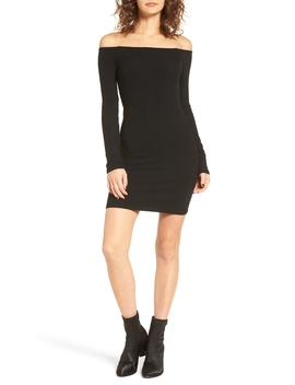 Milo Off The Shoulder Dress by Obey