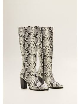 Boots by Mango