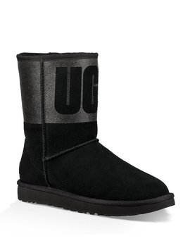 Ugg® Classic Short Ugg Sparkle Boots by Generic