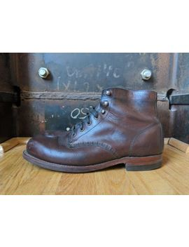 Wolverine 1000 Mile Brown Chromexcel Boots 7.5 by Wolverine