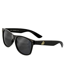 Certified Gold Logo  Sunglasses (Certificate In Images) by Snys