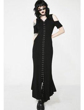 Blazing Maxi Dress by Killstar