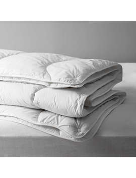 John Lewis Synthetic Soft Like Down Duvet, 13.5 Tog (4.5 + 9 Tog) All Seasons by John Lewis