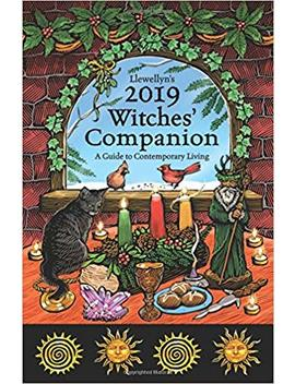 Llewellyn's 2019 Witches' Companion: A Guide To Contemporary Living (Llewellyns Witches Companion) by Amazon