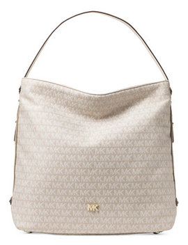 Signature Large Griffin Hobo by Michael Michael Kors