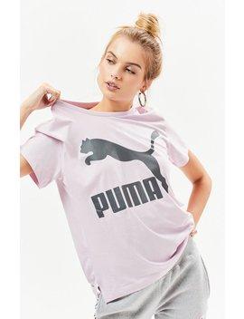 Classic Logo T Shirt by Puma
